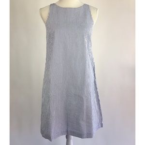 Vineyard Vines Seersucker Swing Dress